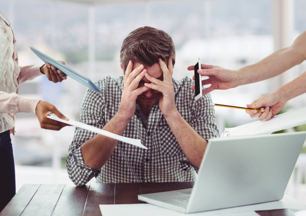 Easing Your Stress on the Job